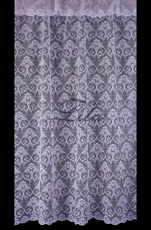 Тюль Жаккардовая 36009