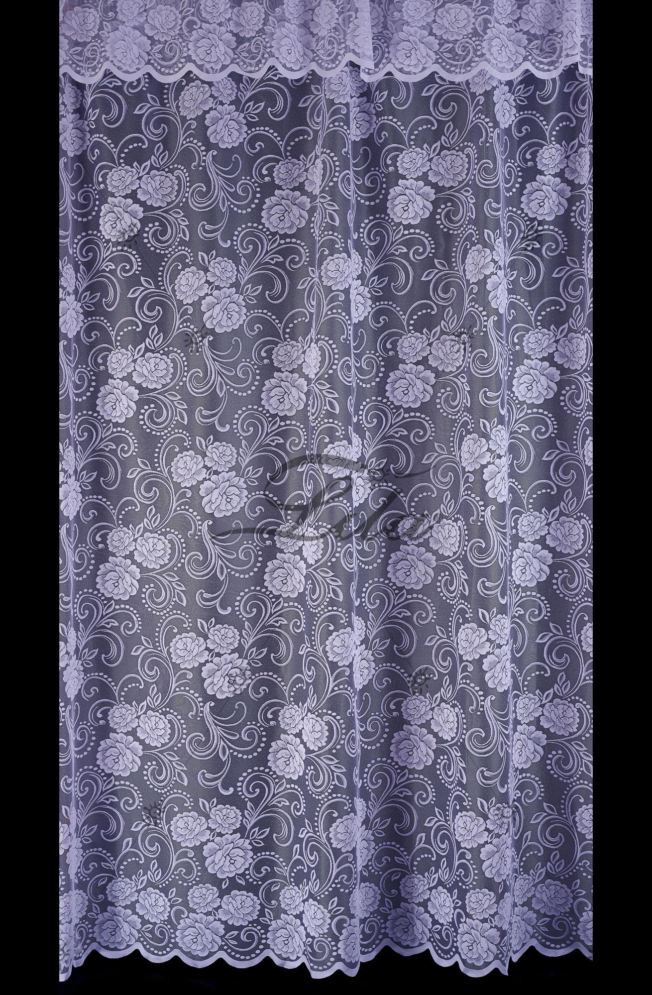 Тюль Жаккардовая 36010291