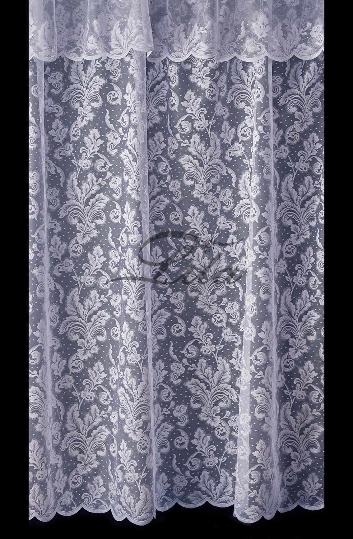 Тюль Жаккардова 37891