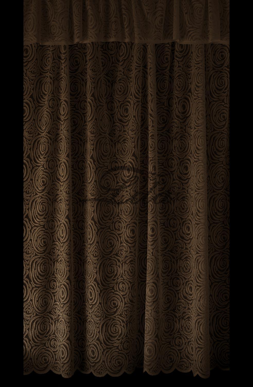 Тюль Жаккардова 44571