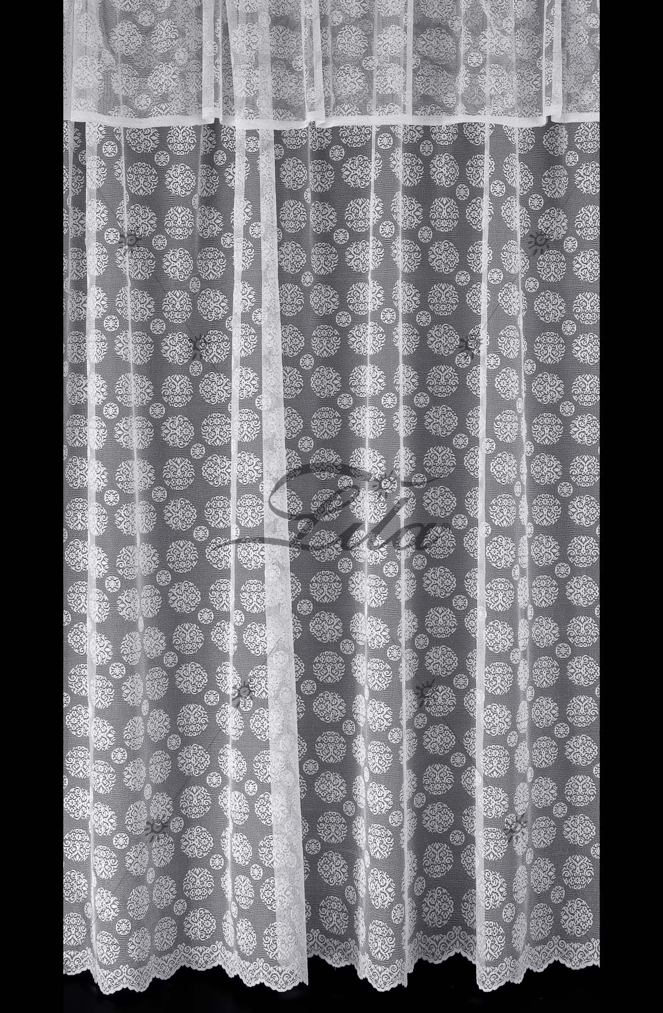 Тюль Жаккардова 44758